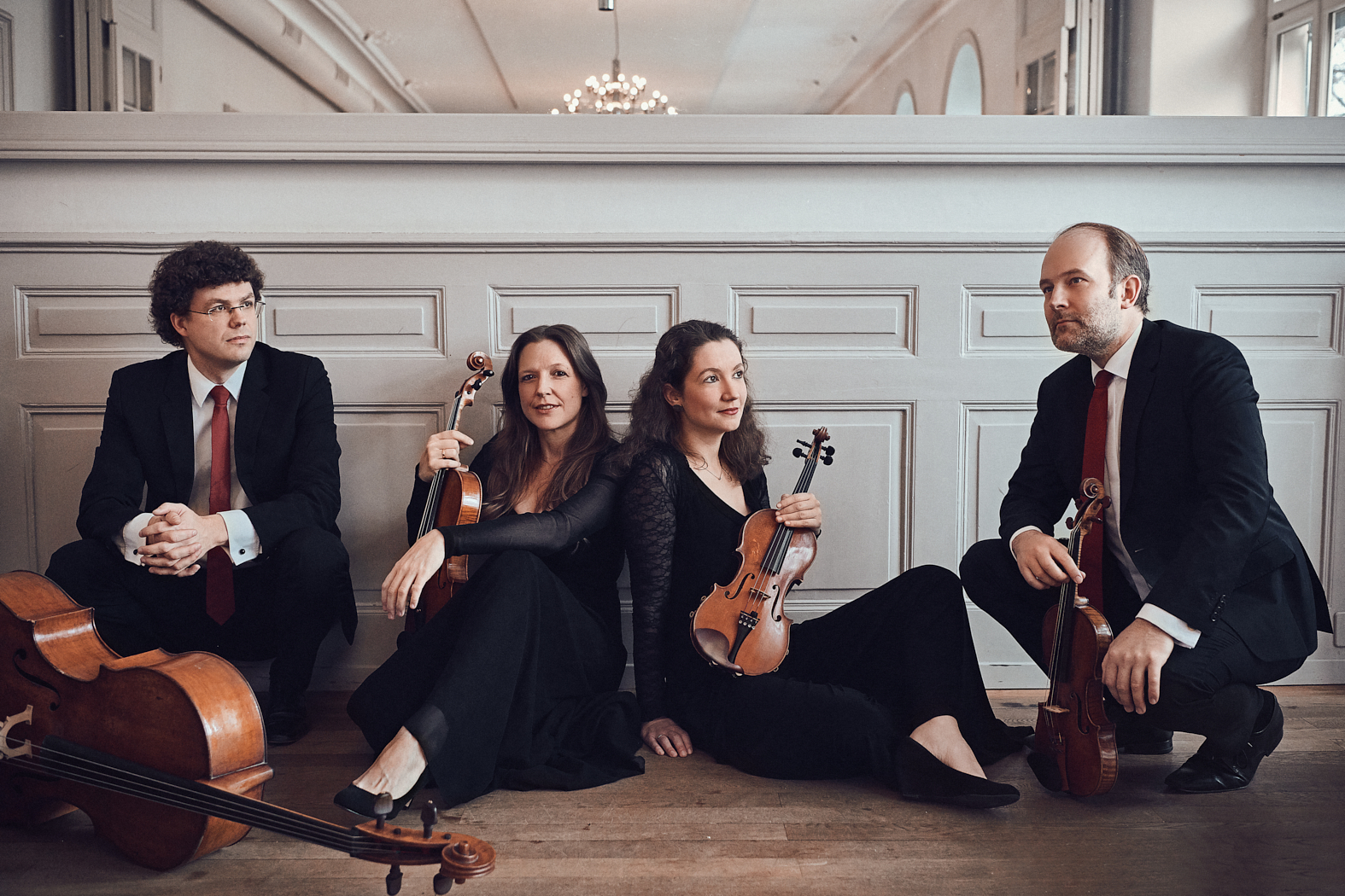 amaryllis quartett streichquartett basel