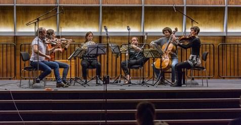 Amaryllis Quartett im DLF